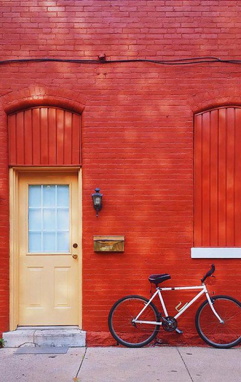 Pantone Rubine RED